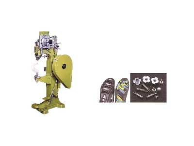 TI-304 Riveting Machine For Ice Skate