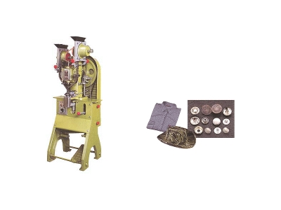 TI-708C Full Automatic Snap Fastening Machine
